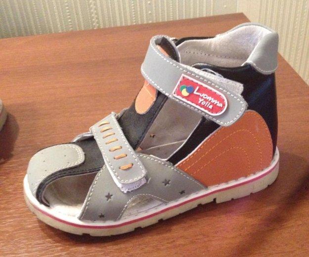Продаю новые ортопедические сандали. Фото 2. Астрахань.