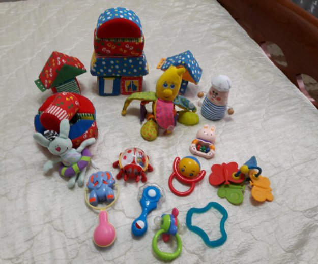 Игрушки. Фото 1. Батайск.