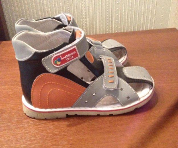 Продаю новые ортопедические сандали. Фото 3. Астрахань.
