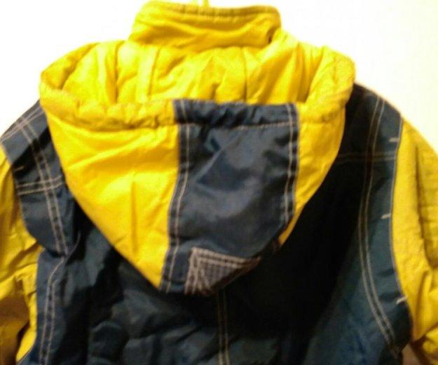 Куртка детская 104 р-р. Фото 2. Новосибирск.