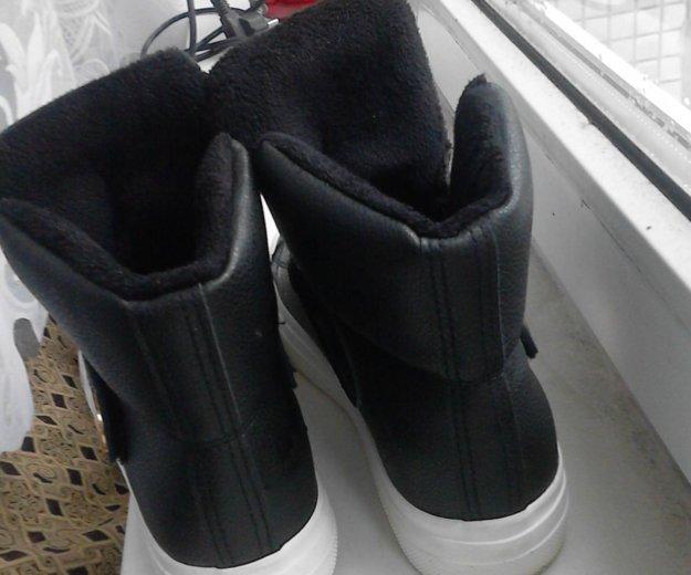 Ботинки осенние. Фото 2. Гатчина.