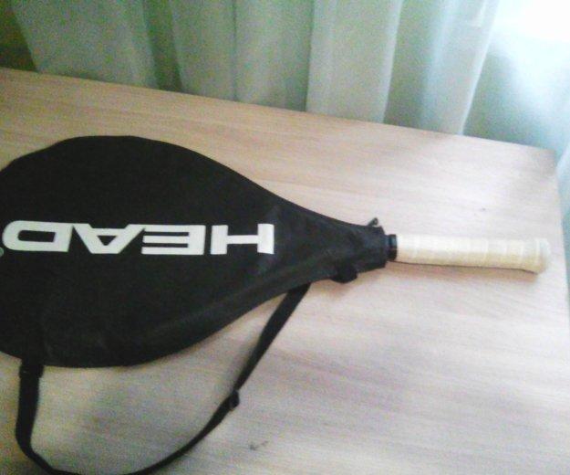 Тенисная ракетка. Фото 3. Казань.