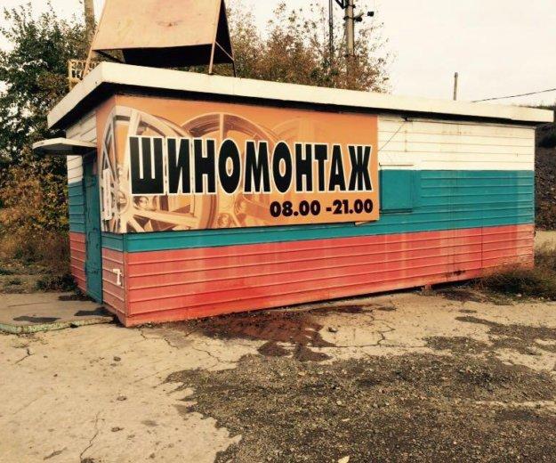 Торговый павильон. Фото 3. Магнитогорск.