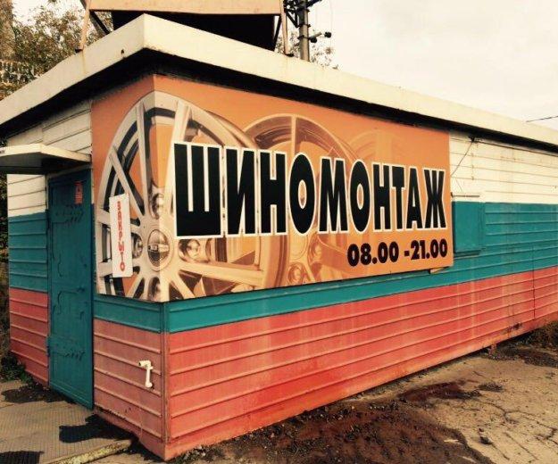 Торговый павильон. Фото 1. Магнитогорск.
