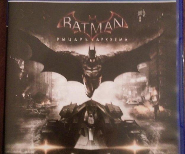 Batman рыцарь аркхема ps4. Фото 1. Москва.