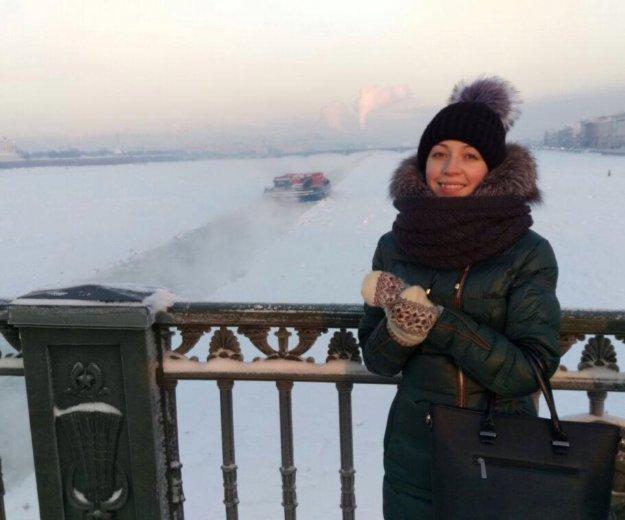 Зимний пуховик. Фото 1. Санкт-Петербург.