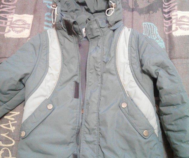 Куртка деми на рост 122-125. Фото 1. Новосибирск.