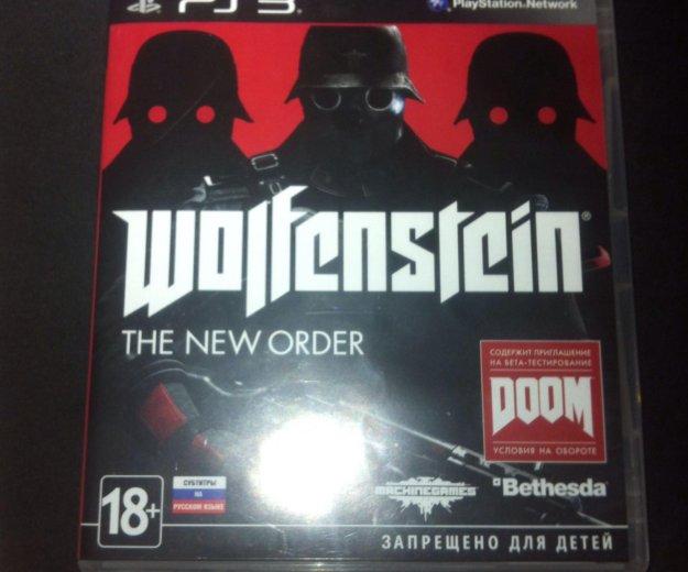 Wolfenstein the new order. Фото 1. Норильск.