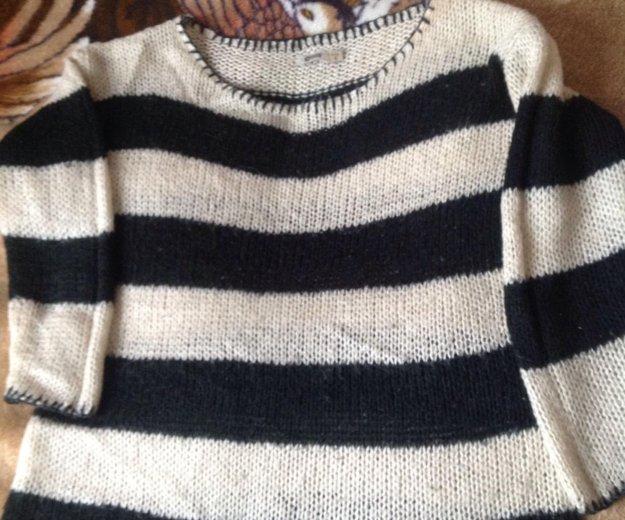 Удлиненный свитер. Фото 1. Москва.