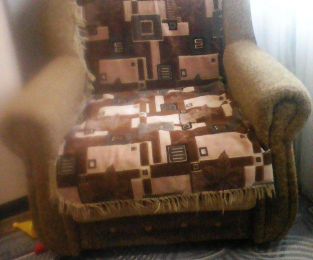 Кресло раскдодное 2 штуки. Фото 1. Медынь.