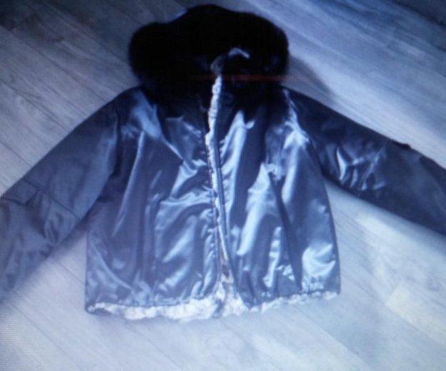 Стильная шубка-курточка из кролика. Фото 2. Москва.