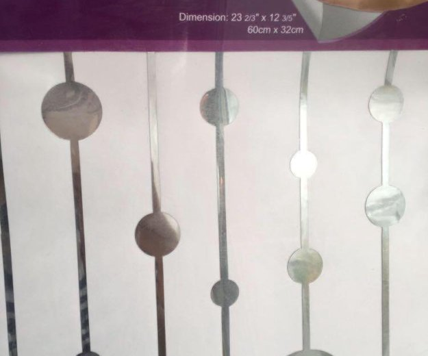 Наклейки декоративные для обоев, зеркал, стекол. Фото 2. Новый Уренгой.