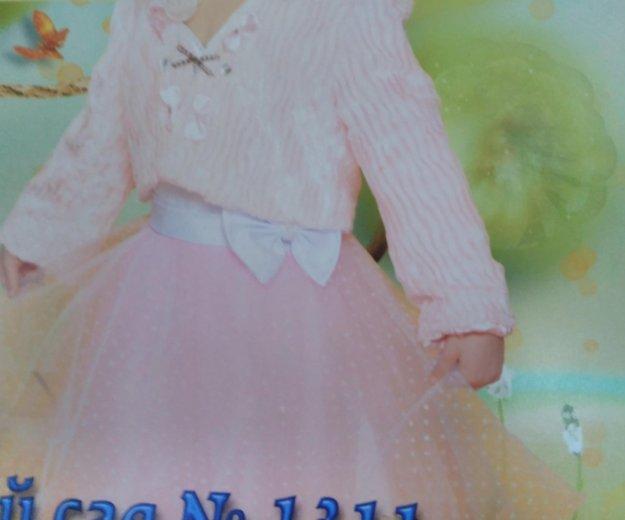 Платье с шубкой. Фото 1. Лобня.