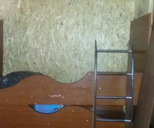 Кровать 2-х ярусная. Фото 2.
