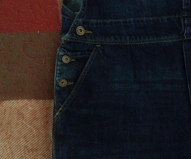 Комбинезон джинсовый. Фото 3. Санкт-Петербург.