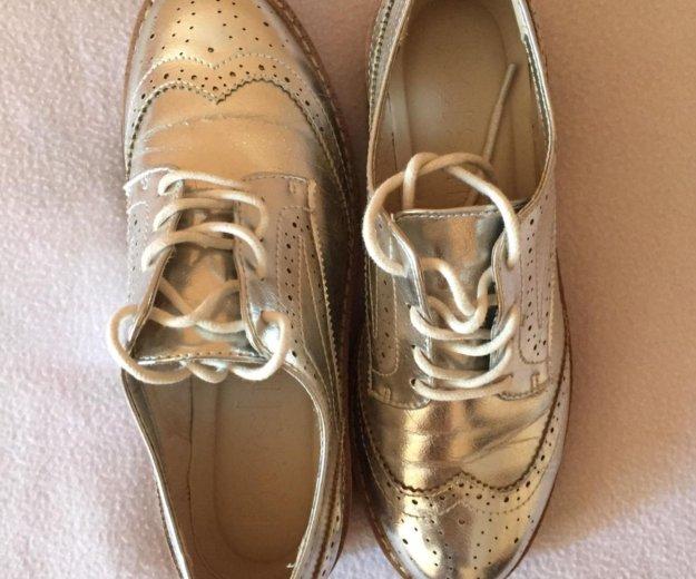 Металлизированные туфли. Фото 2. Нижний Новгород.