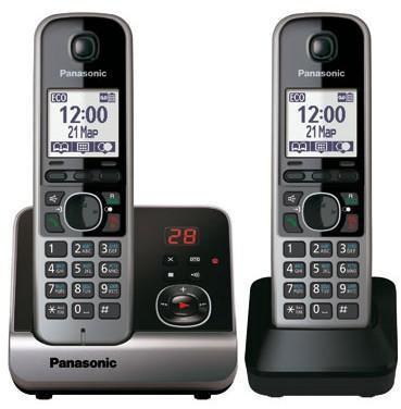 Радиотелефон dect panasonic kx-tg6722ru. Фото 3. Москва.