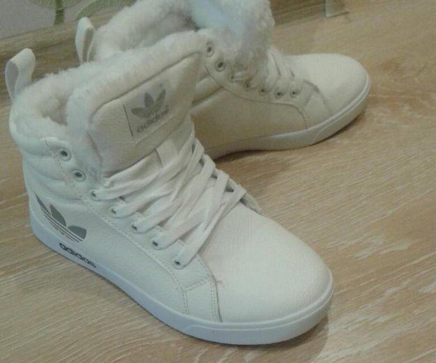 34-34,5 размер теплые новые кроссовки. Фото 2. Ивантеевка.