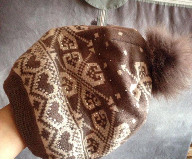 Новая шапка. Фото 1. Барнаул.