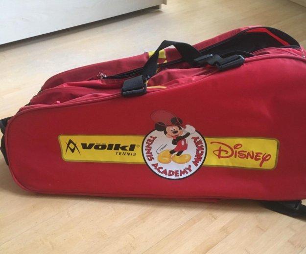 Теннисная сумка детская. Фото 1. Санкт-Петербург.