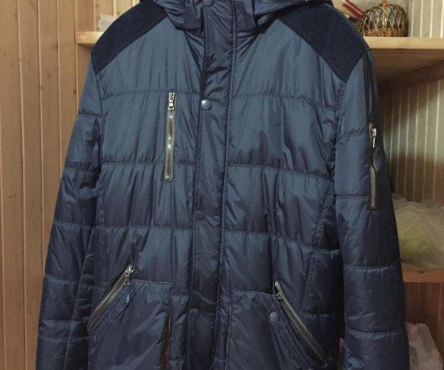 Зимняя куртка мужская. Фото 1.