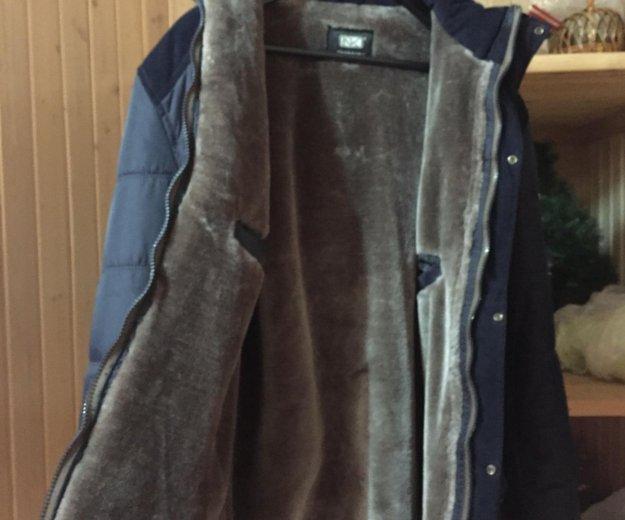 Зимняя куртка мужская. Фото 3.