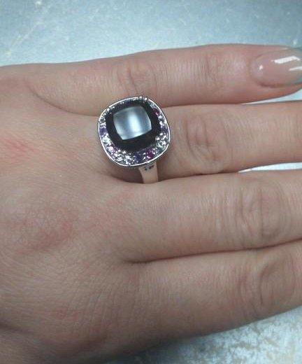 Кольцо серебро 925. Фото 1. Жуковский.
