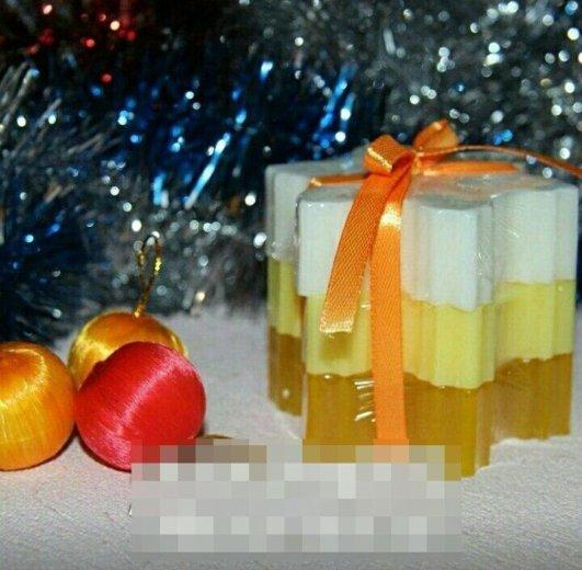 Новогодний подарок - мыло ручной работы. Фото 3. Реутов.