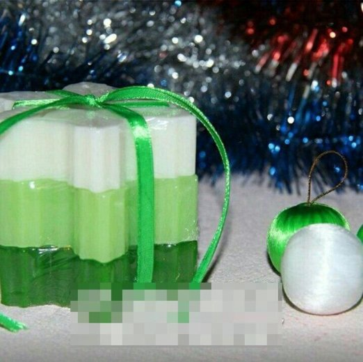 Новогодний подарок - мыло ручной работы. Фото 2. Реутов.