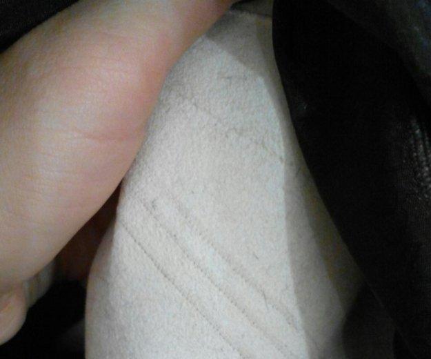 Новая норковая шуба поперечка 100 см. Фото 4.