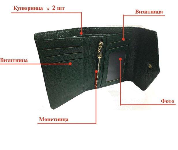 Мини-кошелёк. Фото 3. Омск.