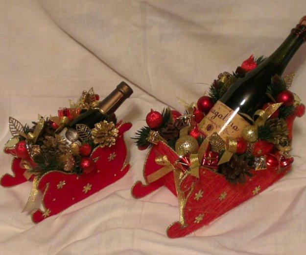 Новогодние подарки. Фото 1. Москва.