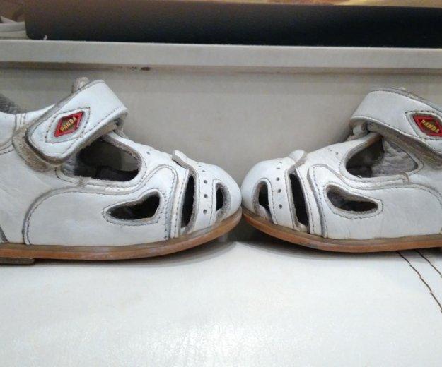 Ботинки+сандали на первые шаги 18р. Фото 2. Котельники.
