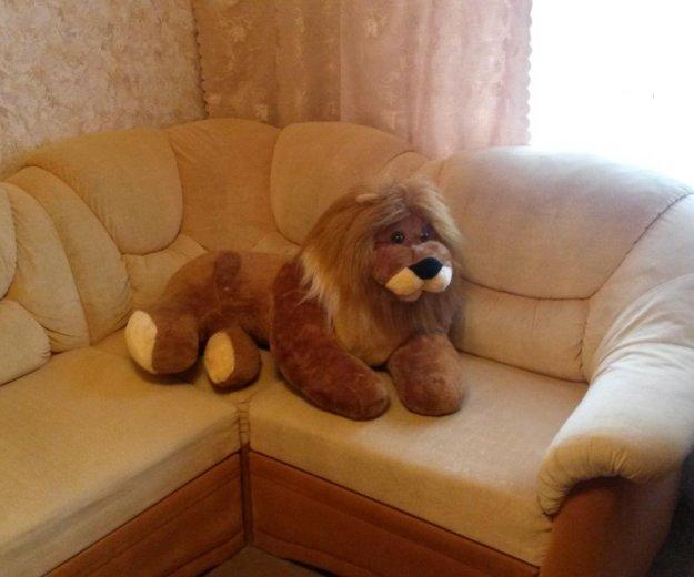 Лев игрушка. Фото 1. Балашиха.