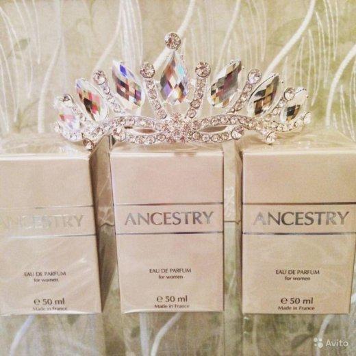 Шикарный парфюм ancestry от  amway. Фото 1. Сургут.
