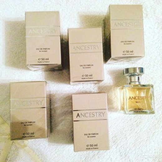 Шикарный парфюм ancestry от  amway. Фото 2. Сургут.