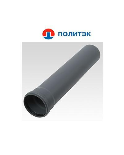 Труба полипропиленовая канализационная ф 110 1,5 м. Фото 1. Альметьевск.