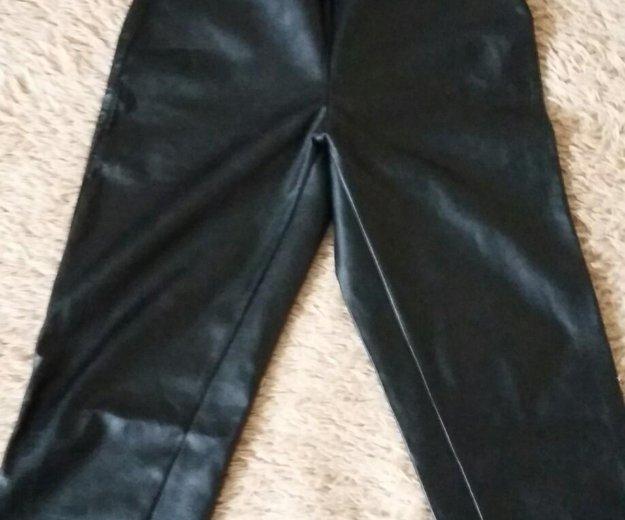 Кожаные штаны. Фото 1. Тюмень.