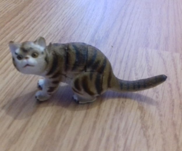 Игрушка (кошка). Фото 2. Санкт-Петербург.