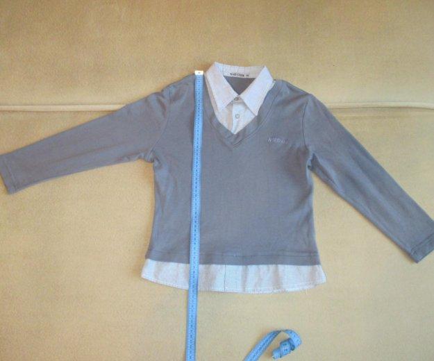 Рубашка-обманка. Фото 1. Балашиха.