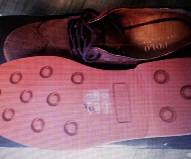 Новые мужские ботинки polo ralph lauren. Фото 2. Москва.
