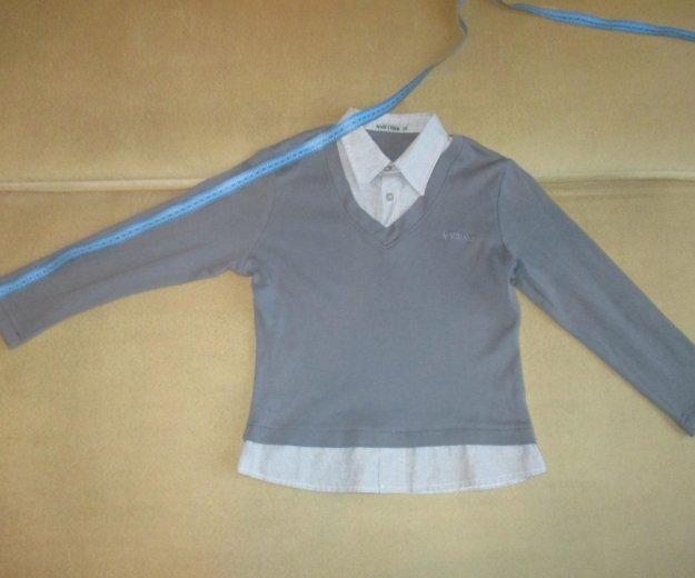 Рубашка-обманка. Фото 2. Балашиха.