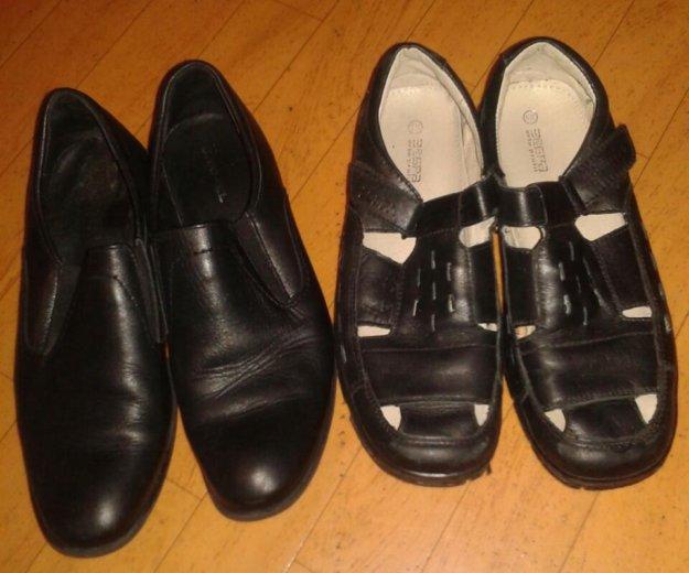 Продам туфли37.5и39р-ра. Фото 1. Красноярск.