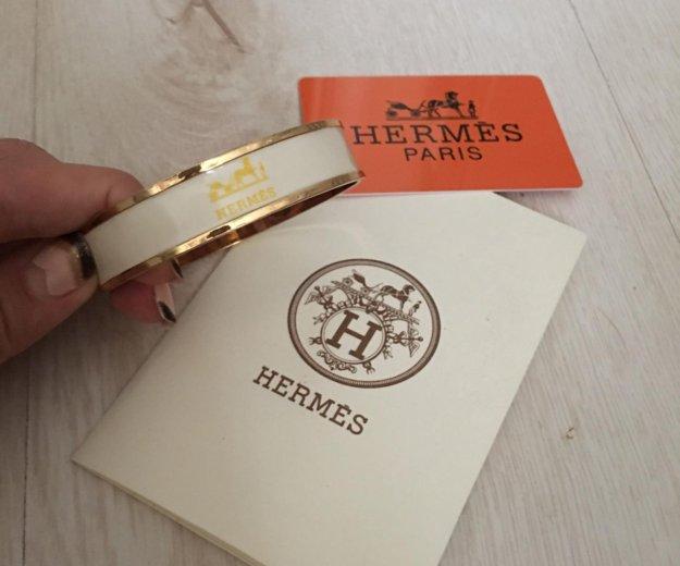 Металлический браслет hermes. Фото 1. Москва.