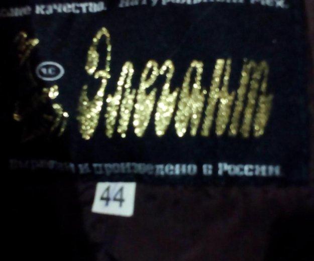 Шуба мутон. Фото 2. Красноярск.