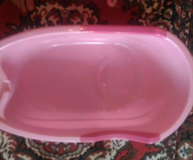 Продам ванну детскую,горку и стульчик для купания,. Фото 2.