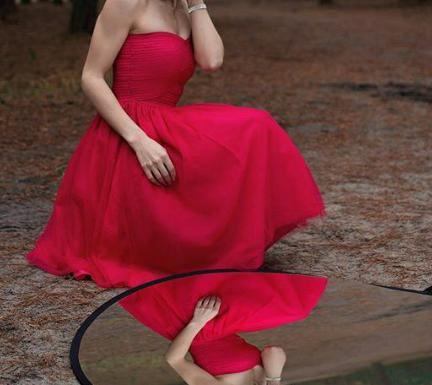 Вечернее платье. Фото 1. Сыктывкар.