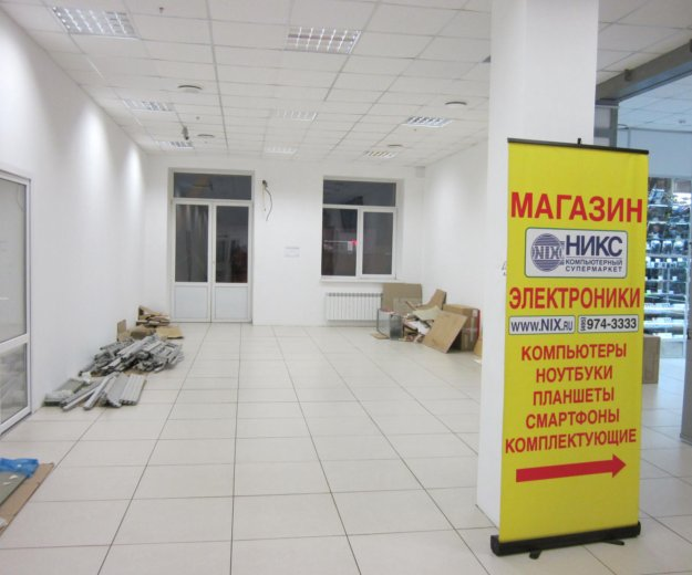 Помещение под ярмарку. Фото 3. Москва.