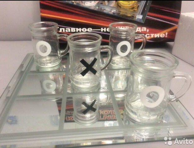 """Подарочный набор """"крестики нолики""""новый. Фото 3. Иваново."""