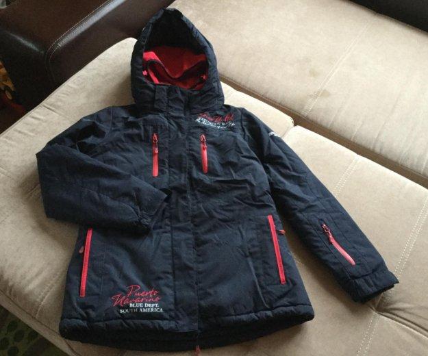 Новая горнолыжная куртка 44-46. Фото 1. Чебоксары.